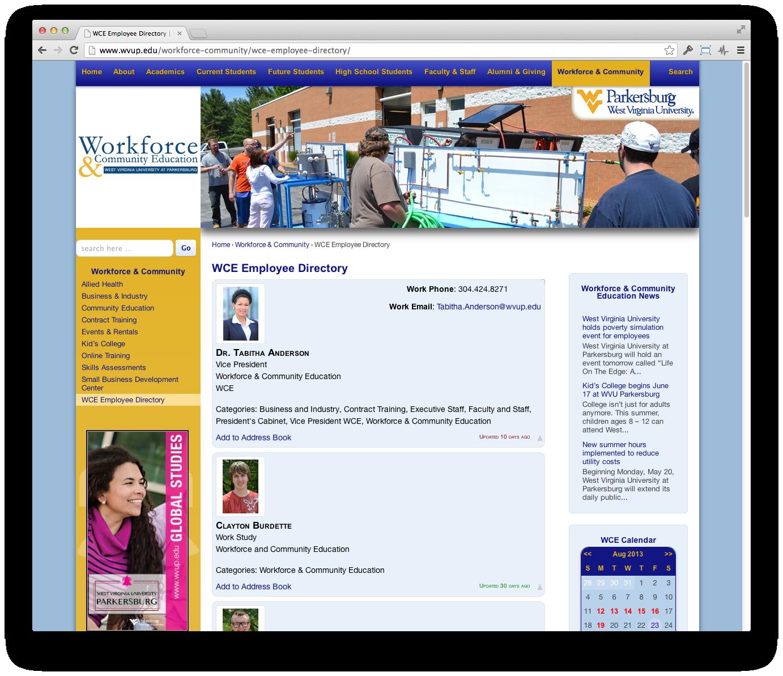 School Directory
