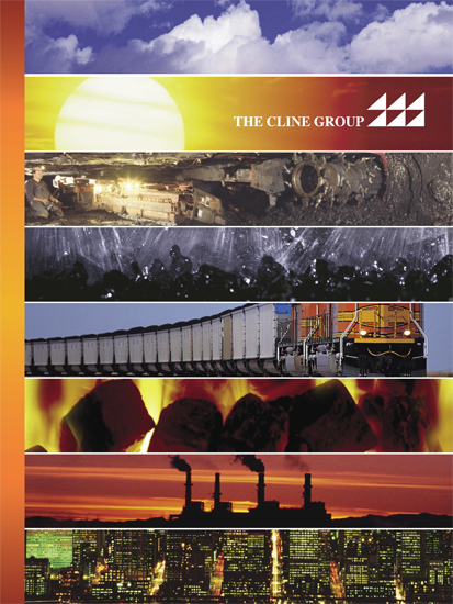 Cline Group Brochure Cover