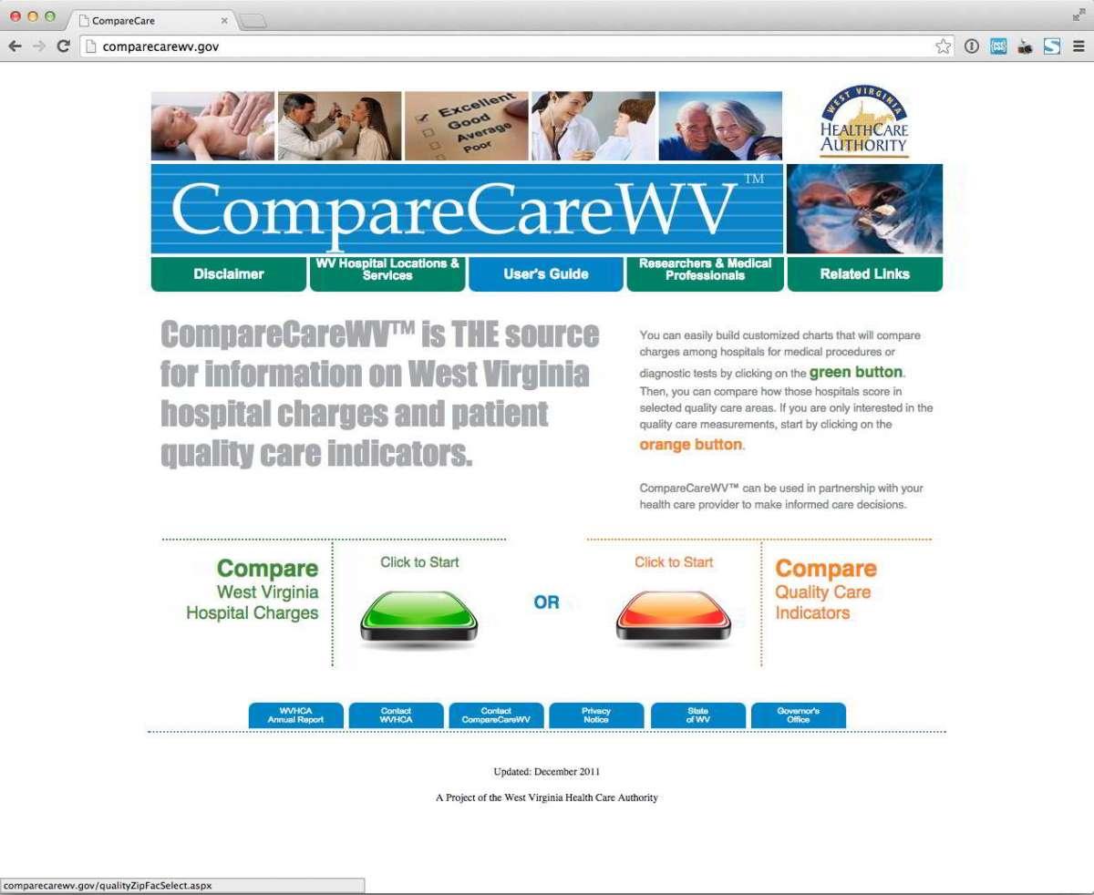 CompareCareWV V2