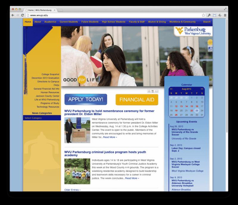 West Virginia University Parkersburg 1