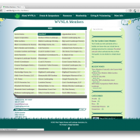 WVNLA Web Site 06