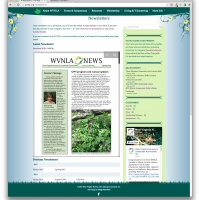 WVNLA Web Site 09